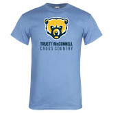 Light Blue T Shirt-Cross Country
