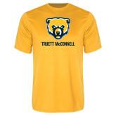 Syntrel Performance Gold Tee-Bear Head Truett McConnell