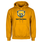 Gold Fleece Hood-Bear Head Truett McConnell