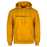 Gold Fleece Hood-Truett McConnell Bears