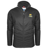 Columbia Mighty LITE Charcoal Jacket-Primary Logo