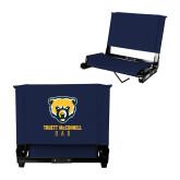 Stadium Chair Navy-Dad