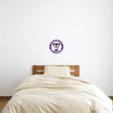 1 ft x 1 ft Fan WallSkinz-Truman Bulldogs Circle