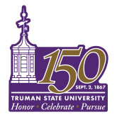 Large Decal-150th Anniversary, 12 inches wide