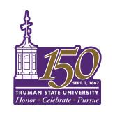 Small Decal-150th Anniversary, 6 inches wide