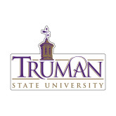 Small Decal-Truman University Mark