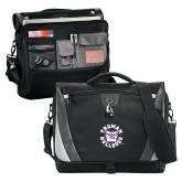 Slope Black/Grey Compu Messenger Bag-Secondary Mark