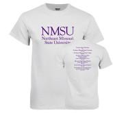White T Shirt-NMSU