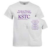 White T Shirt-KSTC