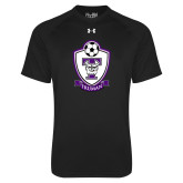 Under Armour Black Tech Tee-Soccer