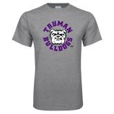 Grey T Shirt-Secondary Mark