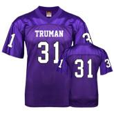 Replica Purple Adult Football Jersey-#31