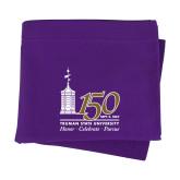 Purple Sweatshirt Blanket-150th Anniversary