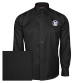 Red House Black Herringbone Long Sleeve Shirt-Secondary Mark