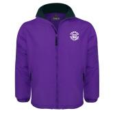 Purple Survivor Jacket-Secondary Mark