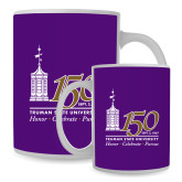Full Color White Mug 15oz-150th Anniversary