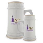 Full Color Decorative Ceramic Mug 22oz-150th Anniversary