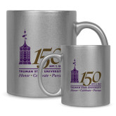 Full Color Silver Metallic Mug 11oz-150th Anniversary