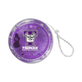 Light Up Purple YoYo-Primary Mark