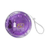 Light Up Purple YoYo-150th Anniversary