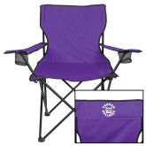 Deluxe Purple Captains Chair-Secondary Mark