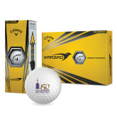 Callaway Warbird Golf Balls 12/pkg-150th Anniversary