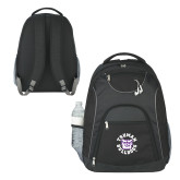 The Ultimate Black Computer Backpack-Secondary Mark