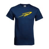Navy T Shirt-Rocket