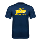 Syntrel Performance Navy Tee-Track and Field