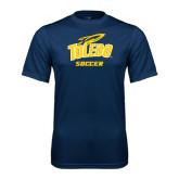 Syntrel Performance Navy Tee-Soccer