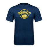 Syntrel Performance Navy Tee-Basketball