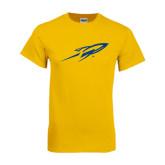 Gold T Shirt-Rifle