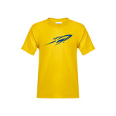 Youth Gold T Shirt-Rifle