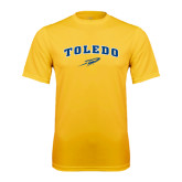 Syntrel Performance Gold Tee-Arched Toledo w/ Rocket