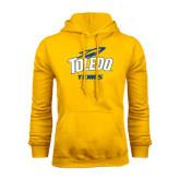 Gold Fleece Hoodie-Tennis