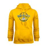 Gold Fleece Hoodie-Basketball