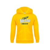 Youth Gold Fleece Hoodie-Soccer