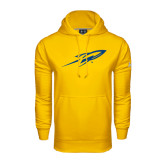 Under Armour Gold Performance Sweats Team Hoodie-Rifle