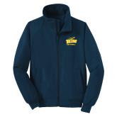 Navy Charger Jacket-Softball