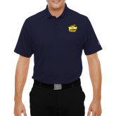 Under Armour Navy Performance Polo-Swimming and Diving