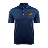 Navy Dry Mesh Polo-Rocket