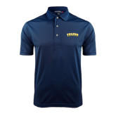 Navy Dry Mesh Polo-Arched Toledo Rockets