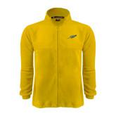 Fleece Full Zip Gold Jacket-Rocket