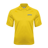 Gold Dri Mesh Pro Polo-Arched Toledo Rockets