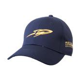 Navy Heavyweight Twill Pro Style Hat-Rocket