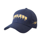 Navy Heavyweight Twill Pro Style Hat-Arched Toledo Rockets