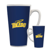 Full Color Latte Mug 17oz-Official Logo