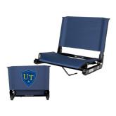 Stadium Chair Navy-University Mark