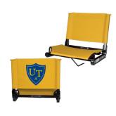 Stadium Chair Gold-University Mark