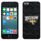 iPhone 5/5s Skin-Towson Charcoal Tiger Stripe